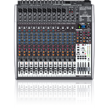 BEHRINGER XENYX X2442USB 24 Input 4/2 Mixer + 24-Bit Multi-FX Processor + USB Interface